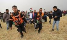 منظمة الصحة العالمية تدشن وحدة طبية للكسور المُعقدّة في غزة