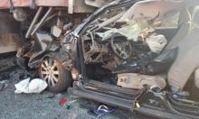 مصرع شخص في حادث طرق بمنطقة حيفا