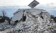مقتل 16 مدنيًا بقصف في إدلب وقمة تركية روسية سعيا لتهدئة