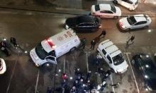 رهط: إصابة شاب في جريمة إطلاق نار