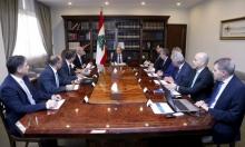 الرئاسة اللبنانية تعلن الإجماع على عدم سداد ديون مستحقة الإثنين