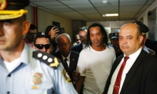 باراغواي: محاكمة رونالدينيو وشقيقه لدخولهما البلاد بوثائق مزورة