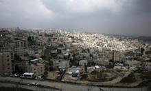 القدس المحتلة: مستوطن يمنع المصادقة على تصاريح بناء للفلسطينيين