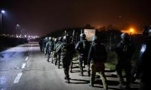 مداهمات واعتقالات في الضفة الغربية