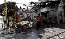حريق النصيرات: وفاة شاب يرفع عدد الوفيات إلى 13