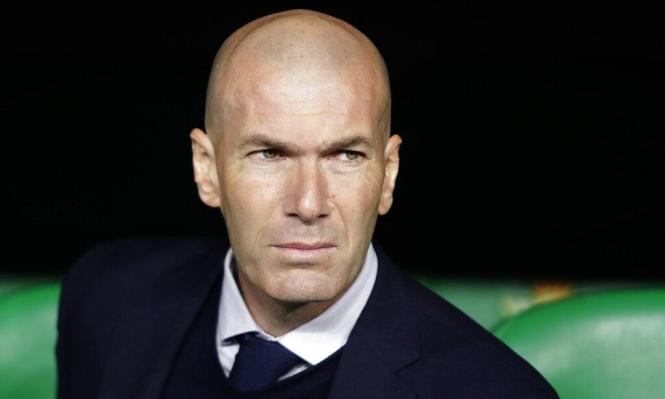 زيدان: أتحمل مسؤولية الخسارة أمام ريال بيتيس