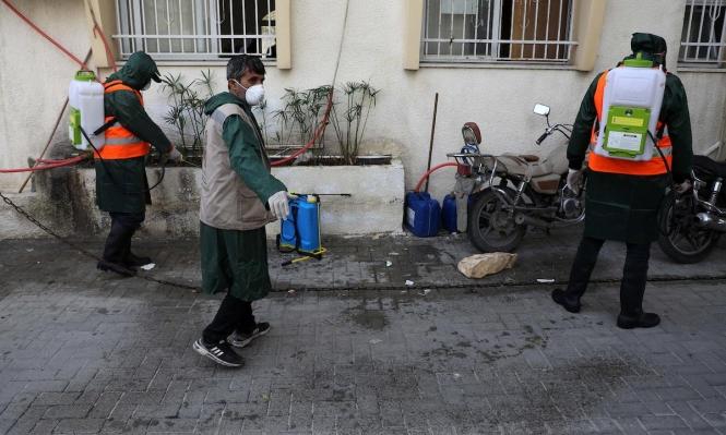 قطاع غزة المحاصر يتجهّز  لفيروس كورونا