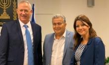 غانتس وبيرتس: سنستمر بتشكيل حكومة ومنع انتخابات رابعة