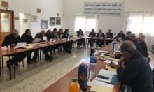 اللجنة القطرية تُباشِر بتنظيم الأعضاء العرب في البلديات الساحلية والمختلطة