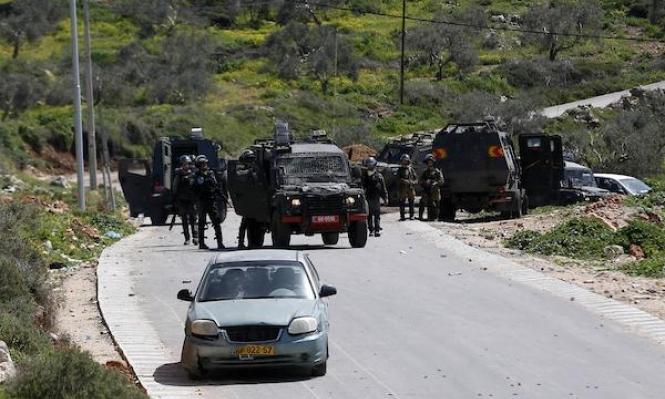 نابلس: تشييعُ جثمان الشهيدالفتى حمايلفي بلدة بيتا