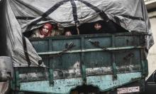 سورية: الحرب تمزق جسد أبو سليمان تدريجيًا