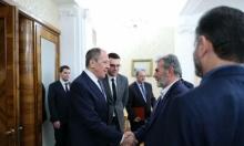 إسرائيل تحتج لدى روسيا بعد زيارة وفد الجهاد لموسكو