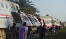 مصر: إصابة 13 شخصا إثر اصطدام قطارين