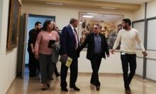"""اتفاق بين المشتركة و""""كاحول لافان"""" على رئاسة الكنيست ومنع تكليف متهم"""