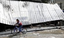 حريق النصيرات: وفاة مواطن يرفع عدد الوفيات إلى 16