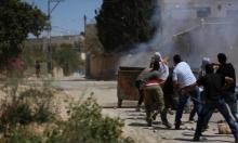 إصابة 19 فلسطينيا إثر تفريق جيش الاحتلال مسيرة كفر قدّوم