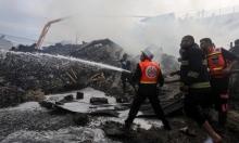 غزّة: ارتفاع ضحايا انفجار سوق النصيرات إلى 19