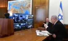 الحكومة الإسرائيلية تصادق على أنظمة طوارئ لمواجهة كورونا