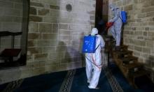 كورونا: إغلاق المُصليات المسقوفة بالمسجد الأقصى