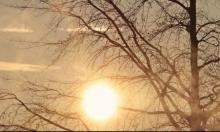 حالة الطقس: أجواء مستقرة وارتفاع على درجات الحرارة