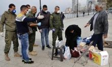 كورونا بلبنان: 109 إصابات جديدة وتعقيمات بمخيم برج البراجنة