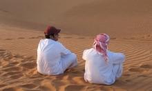 كورونا يعيد السعوديين إلى المشهد الصحراوي