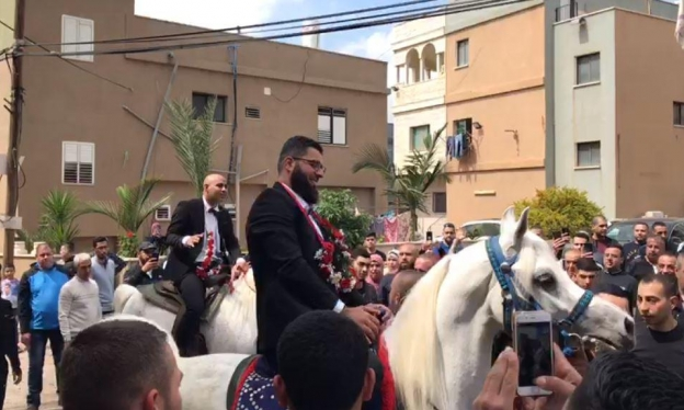 الإفراج عن الأسيرين عبد الحميد وعبد الحليم من كفر مندا