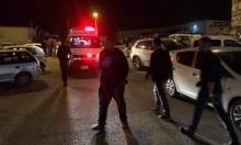 قلنسوة: إصابة شخص في جريمة إطلاق نار