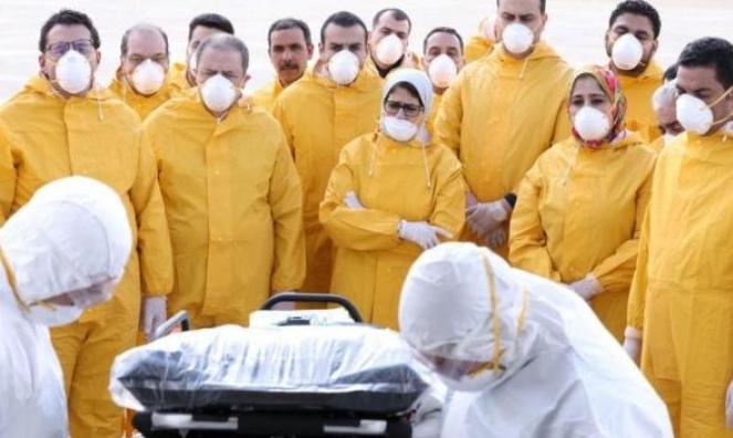 """إغلاقُ مكتب """"الغارديان"""" وإنذار """"نيويورك تايمز"""" في مصر بسبب كورونا"""