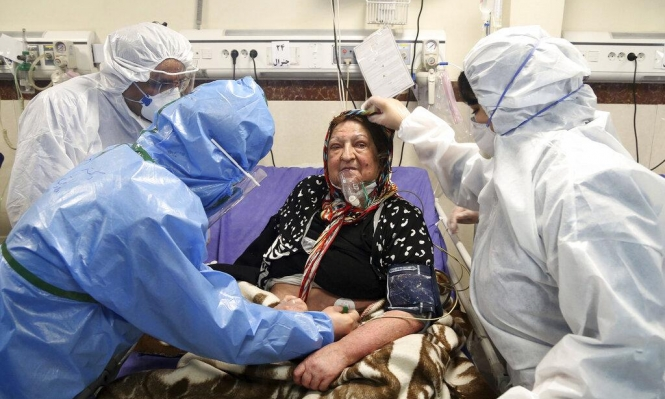 كورونا: 147 وفاة جديدة في إيران وارتفاع الوفيات في إسبانيا لـ558