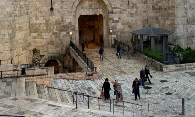 عاصفة فيروس كورونا في القدس والضفة الغربية وقطاع غزة