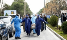 كورونا: إيران تسجّل 149 وفاة جديدة ليصل عدد الوفيات إلى 1248