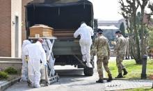 إيطاليا تواصل تسجيل أرقام غير مسبوقة: نحو 800 وفاة جديدة بكورونا
