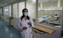 لبنان: أطباء يحتفلون بعيد الأم بالتطوّع لمواجهة كورونا