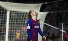 برشلونة يسعى للتخلص من غريزمان