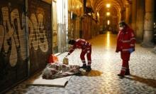 مشرّدو روما.. المنسيون في إجراءات الوقاية من كورونا