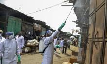 كورونا: 12.8 ألف حالة وفاة بالعالم والفيروس ينتشر بأفريقيا