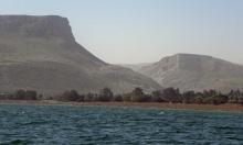 51 سنتيمترا لامتلاء بحيرة طبرية