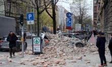 زلزال بقوة 5.3 يضرب العاصمة الكرواتية