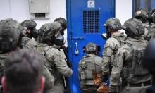 الأسرى يصعدون احتجاجا لعدم اتخاذ الاحتلال تدابير لكورونا