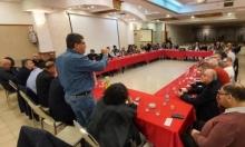 الحزب الشيوعي: قرار التوصية على غانتس لا يعني دعم الحكومة ولا التزاما بكتلة مانعة