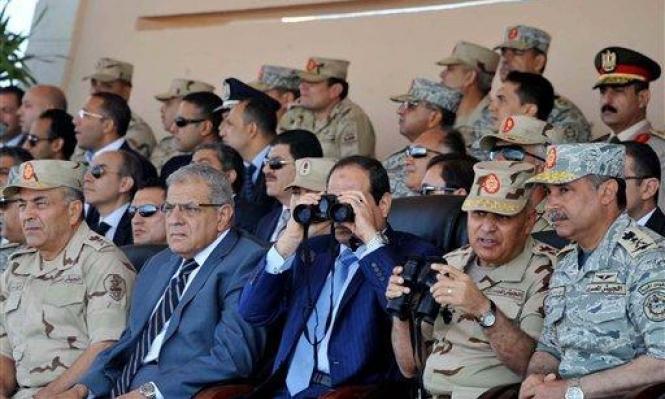 مصر: كورونا تفتك بلواء ثان في الجيش وسط انعدام الشفافية
