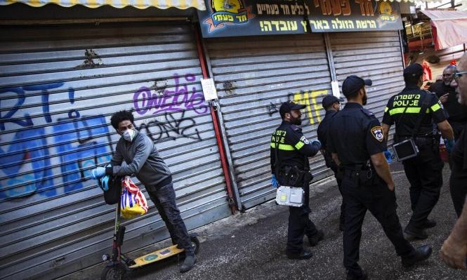 الصحة الإسرائيلية تتوقع ذروة كورونا في الشتاء المقبل