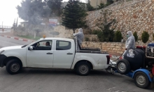 منطقة الناصرة تستعد لمواجهة كورونا