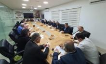نواب من المشتركة لرئاسة لجان مكافحة العنف وكورونا والعمل