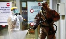 الصحة الإسرائيلية: 5 وفيات و2170 إصابة بفيروس كورونا
