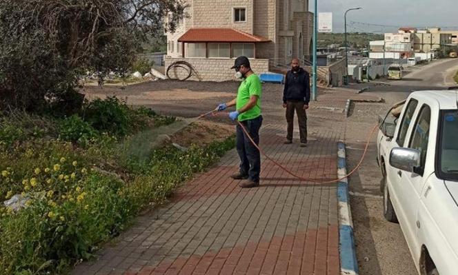 """كورونا: 18 مصابا بينهم 2 من طمرة في مستشفى """"رمبام"""""""