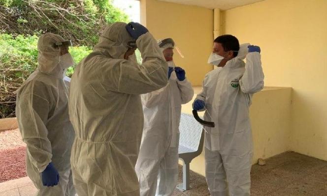 إصابات جديدة بفيروس كورونا في بلدات عربية