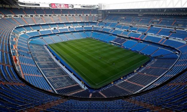 ريال مدريد يحوّل ملعبه لمخزن للمعدات الطبية