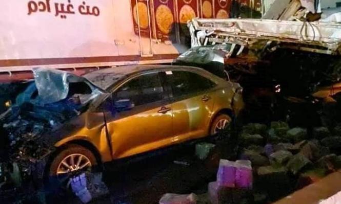 مصر: مصرع 18 شخصا بحادثة تصادم في الجيزة